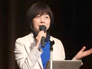 講演 藤田香氏
